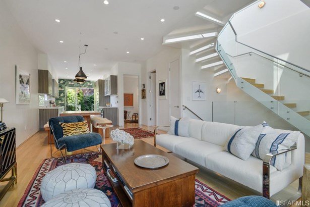 3 Story,Single-family Homes, Contemporary,Modern/High Tech - San Francisco, CA (photo 2)