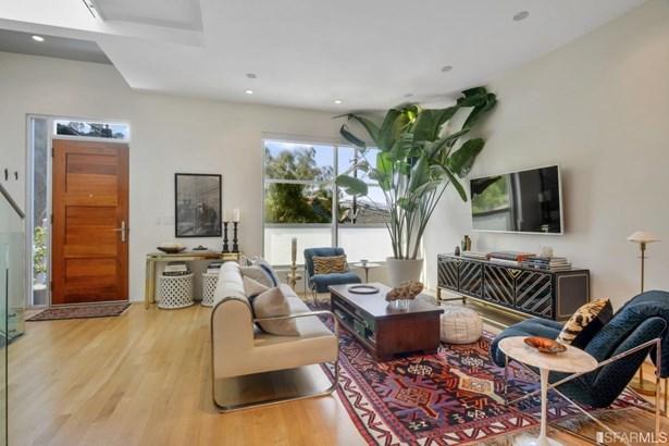 3 Story,Single-family Homes, Contemporary,Modern/High Tech - San Francisco, CA (photo 3)