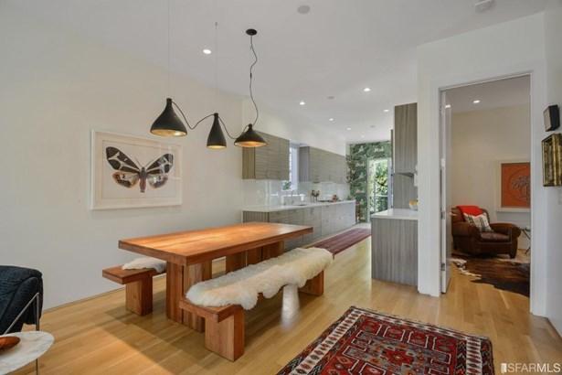 3 Story,Single-family Homes, Contemporary,Modern/High Tech - San Francisco, CA (photo 5)