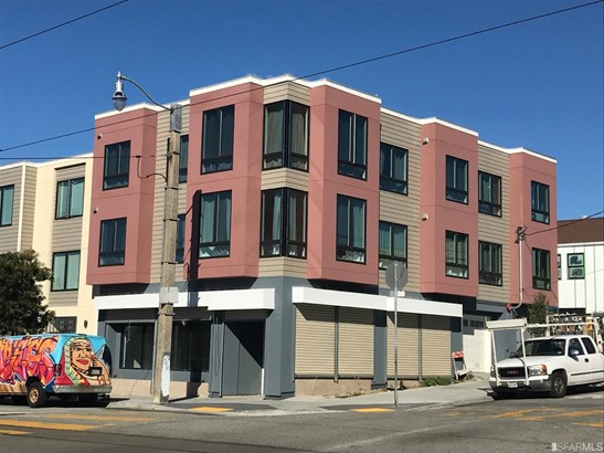 Commercial Lease - San Francisco, CA (photo 2)