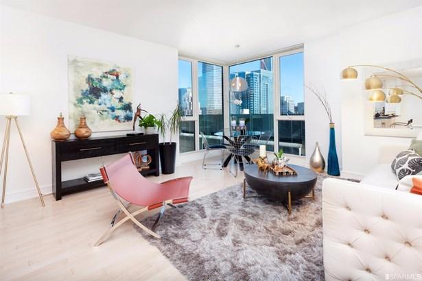 Condominium, Contemporary,Modern/High Tech - San Francisco, CA (photo 1)