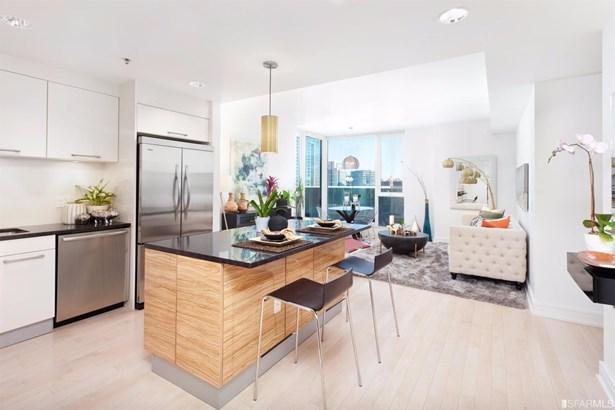 Condominium, Contemporary,Modern/High Tech - San Francisco, CA (photo 4)