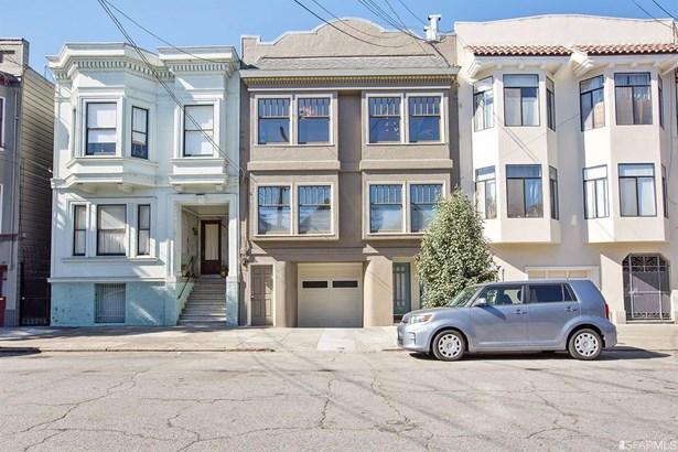 Condominium, Modern/High Tech,Edwardian - San Francisco, CA (photo 1)