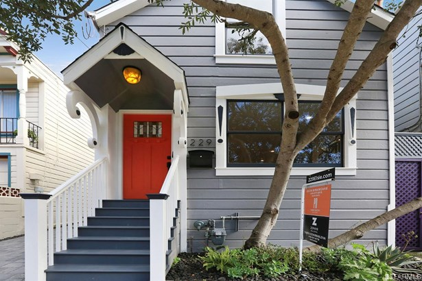 Detached,Single-family Homes, Victorian,Cottage - San Francisco, CA (photo 1)