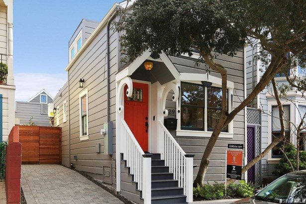 Detached,Single-family Homes, Victorian,Cottage - San Francisco, CA (photo 2)