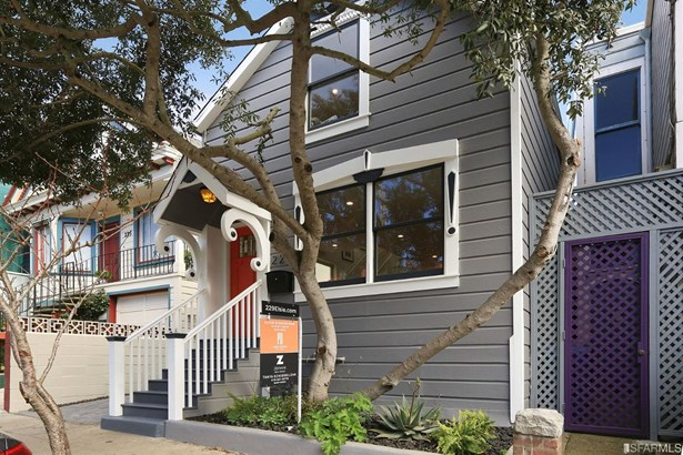 Detached,Single-family Homes, Victorian,Cottage - San Francisco, CA (photo 3)