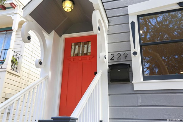 Detached,Single-family Homes, Victorian,Cottage - San Francisco, CA (photo 4)