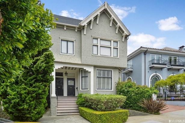 Duplex,2 Units, Edwardian - San Francisco, CA (photo 1)