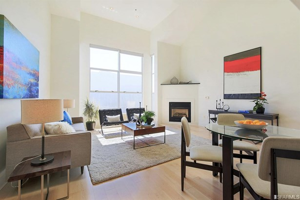 Contemporary, Loft Condominium - San Francisco, CA (photo 4)