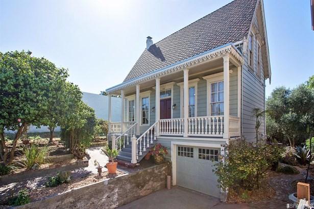 Detached,3 Story,Single-family Homes, Victorian - San Francisco, CA (photo 1)