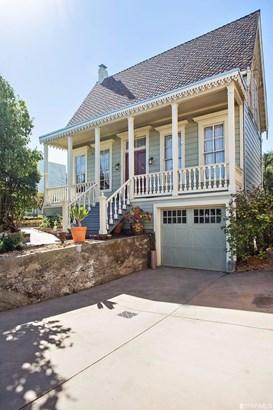 Detached,3 Story,Single-family Homes, Victorian - San Francisco, CA (photo 2)