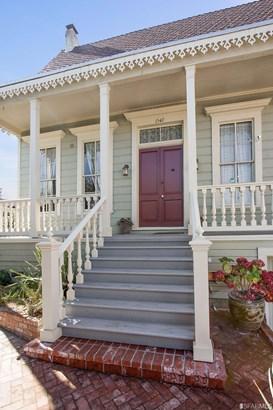 Detached,3 Story,Single-family Homes, Victorian - San Francisco, CA (photo 3)