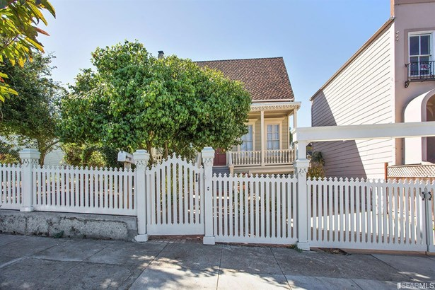 Detached,3 Story,Single-family Homes, Victorian - San Francisco, CA (photo 4)