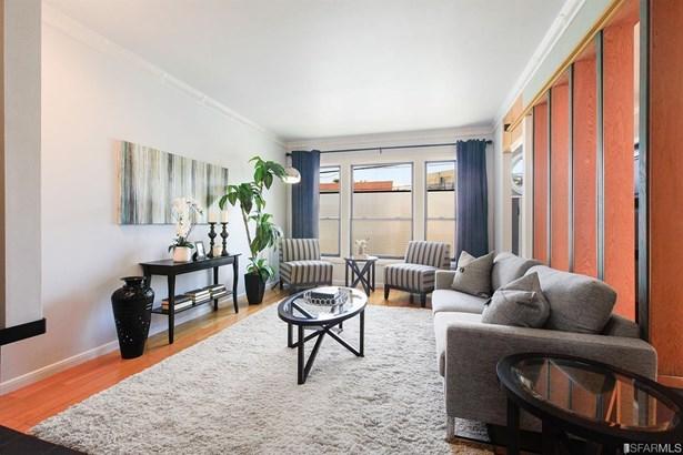 Art Deco, Full,2 Story,Single-family Homes - San Francisco, CA (photo 4)