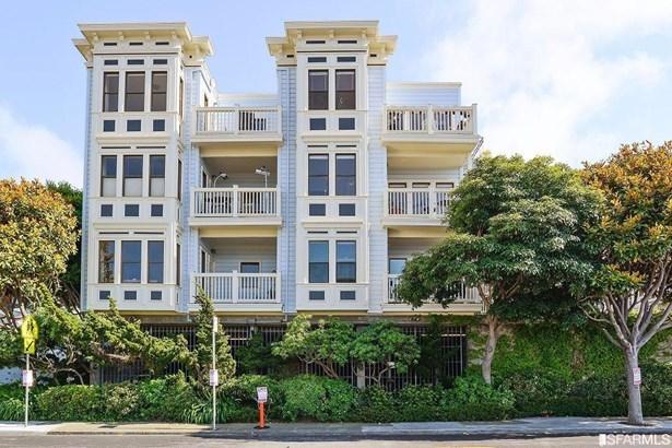 Condominium, Contemporary,Victorian - San Francisco, CA (photo 1)