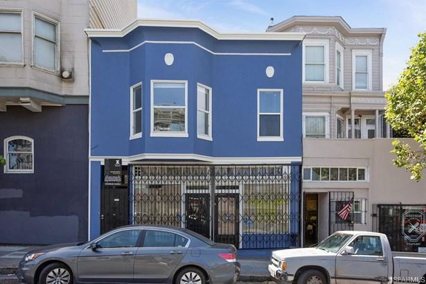 Spanish/Med,Marina, Duplex,2 Story,Mixed Use - San Francisco, CA (photo 1)