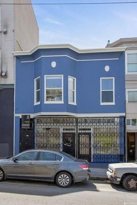 Spanish/Med,Marina, Duplex,2 Story,Mixed Use - San Francisco, CA (photo 2)