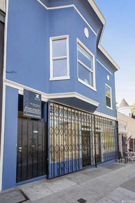 Spanish/Med,Marina, Duplex,2 Story,Mixed Use - San Francisco, CA (photo 3)