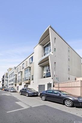 Modern/High Tech, Loft Condominium - San Francisco, CA (photo 1)
