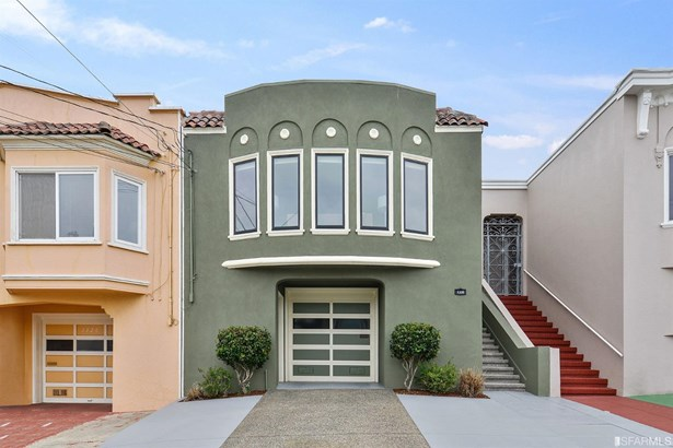 Full,2 Story,Single-family Homes, Traditional - San Francisco, CA (photo 1)