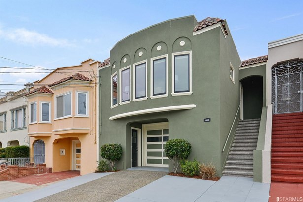 Full,2 Story,Single-family Homes, Traditional - San Francisco, CA (photo 2)