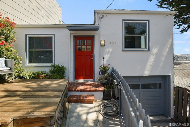 Contemporary, Semi-attached,2 Story,Single-family Homes - San Francisco, CA