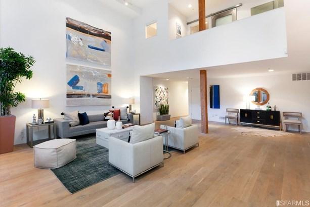 Contemporary,Modern/High Tech,Conversion, Loft Condominium - San Francisco, CA (photo 2)