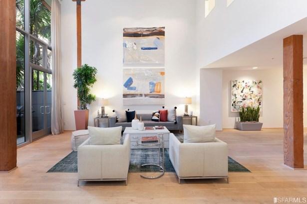 Contemporary,Modern/High Tech,Conversion, Loft Condominium - San Francisco, CA (photo 3)