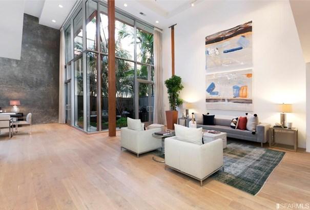 Contemporary,Modern/High Tech,Conversion, Loft Condominium - San Francisco, CA (photo 4)