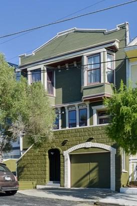 Edwardian, Flats,2 Units - San Francisco, CA (photo 1)