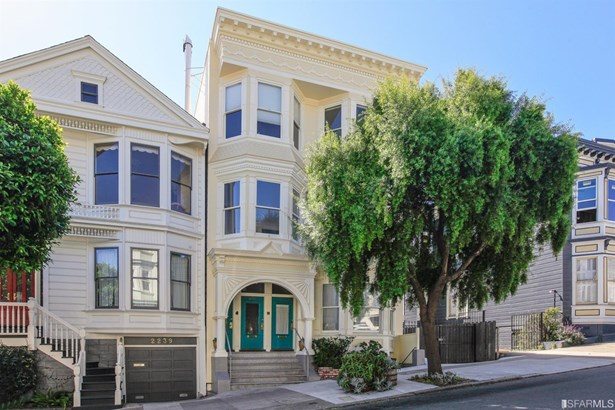 Condominium, Edwardian - San Francisco, CA (photo 2)
