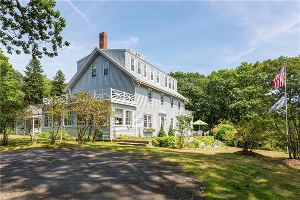 Single Family Residence, Colonial - Phippsburg, ME