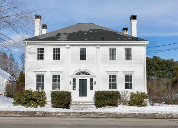 Federal, Single Family Residence - Yarmouth, ME
