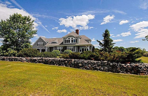 Single Family Residence, Cottage,Shingle Style - Rockport, ME
