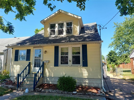 Traditional,Bungalow / Cottage, Residential - Wood River, IL
