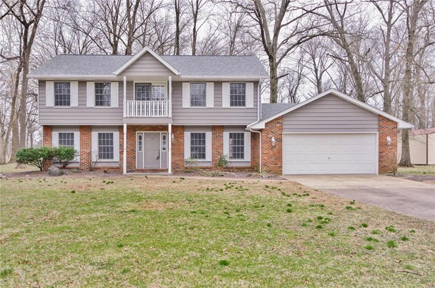 Residential, Colonial - Granite City, IL (photo 1)