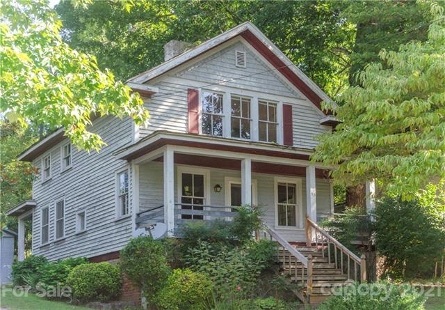 Arts and Crafts, 2 Story/Basement - Asheville, NC