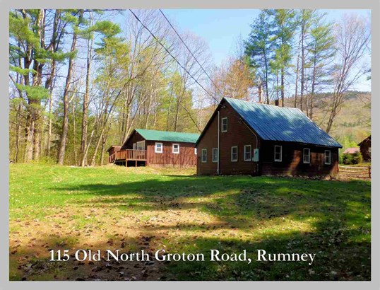 Cabin, Single Family - Rumney, NH