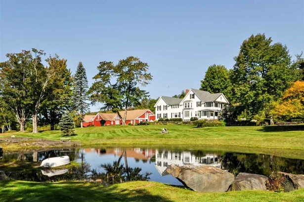Farmhouse, Single Family - Sugar Hill, NH (photo 1)