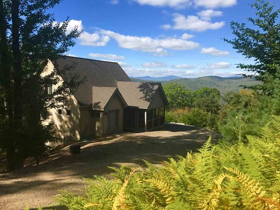 Contemporary,Multi-Level,Walkout Lower Level, Single Family - Campton, NH (photo 1)