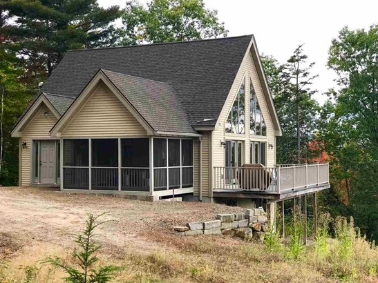 Contemporary,Multi-Level,Walkout Lower Level, Single Family - Campton, NH (photo 4)