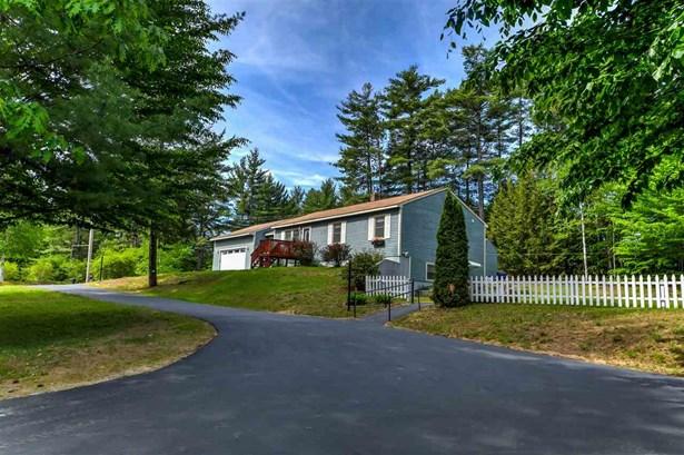 Ranch, Single Family - New Hampton, NH
