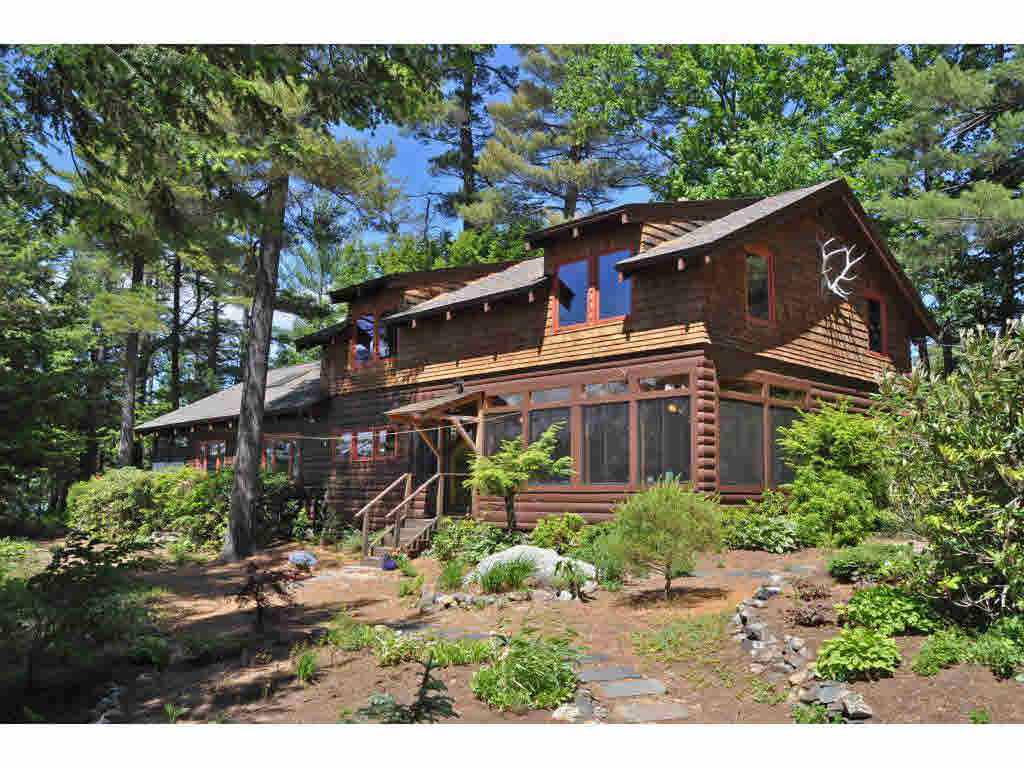 Single Family, Contemporary,Log - Moultonborough, NH (photo 3)