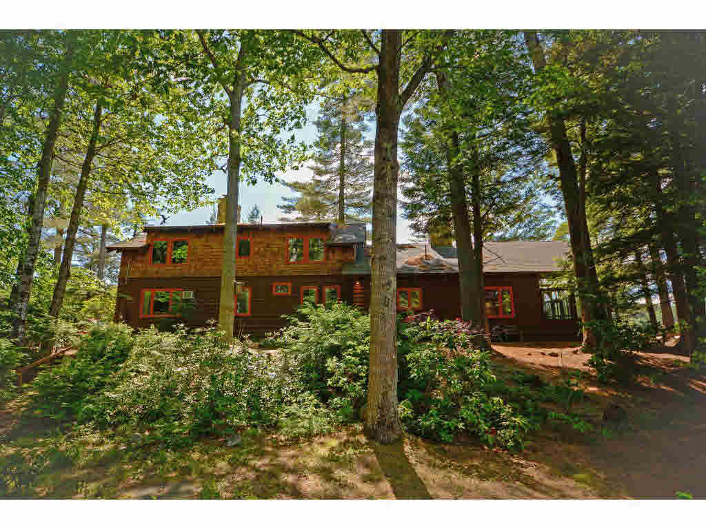 Single Family, Contemporary,Log - Moultonborough, NH (photo 4)