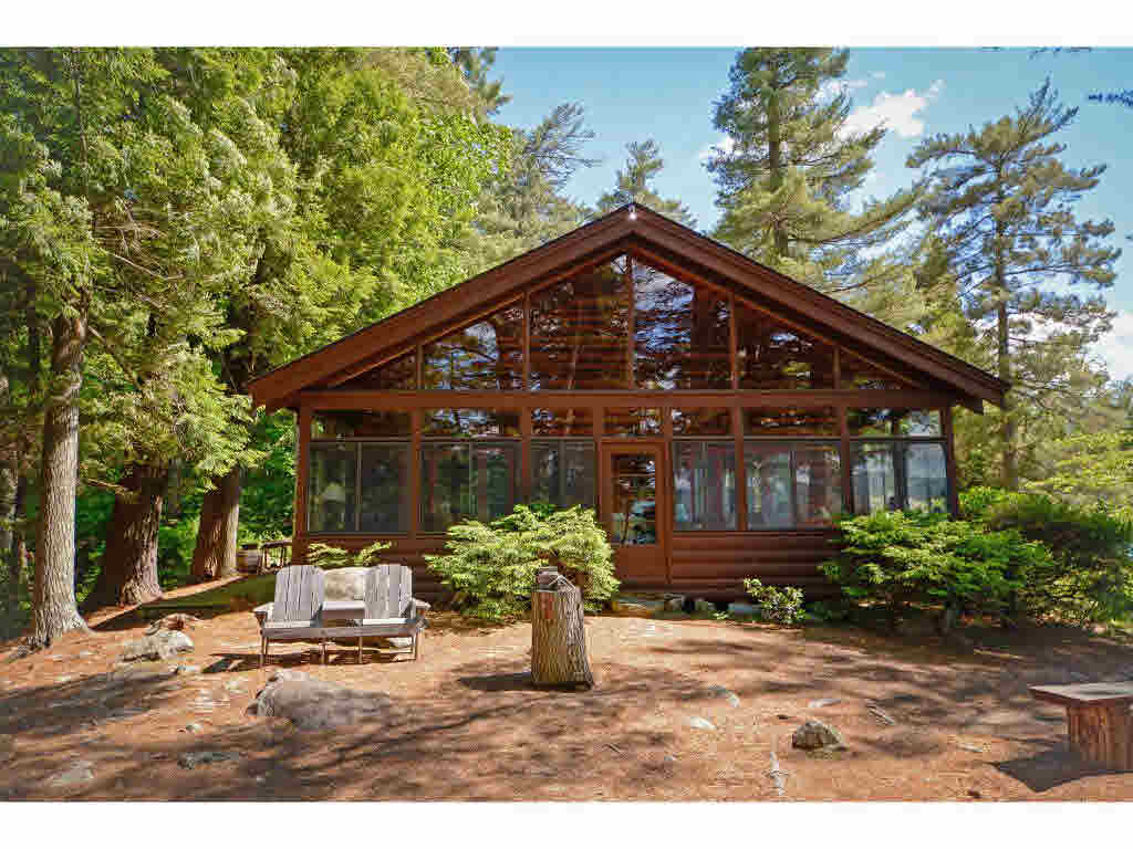 Single Family, Contemporary,Log - Moultonborough, NH (photo 5)