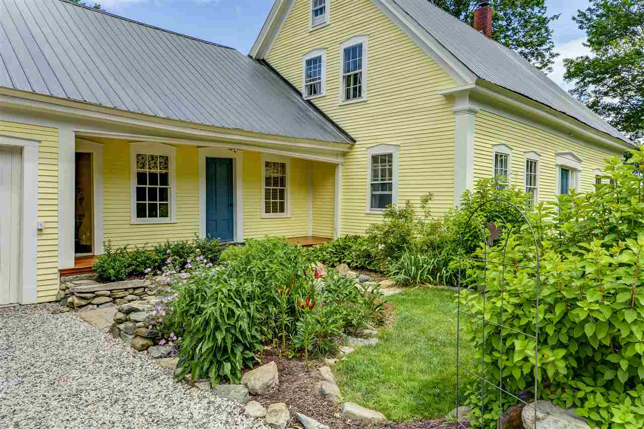 Cape,Farmhouse, Single Family - Bath, NH (photo 1)