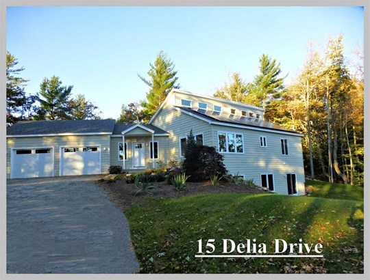 Contemporary,Modern Architecture, Single Family - Holderness, NH (photo 1)