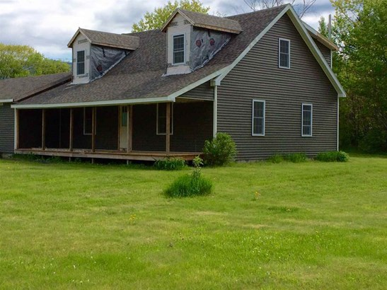 Cape,New Englander, Single Family - Rumney, NH (photo 1)