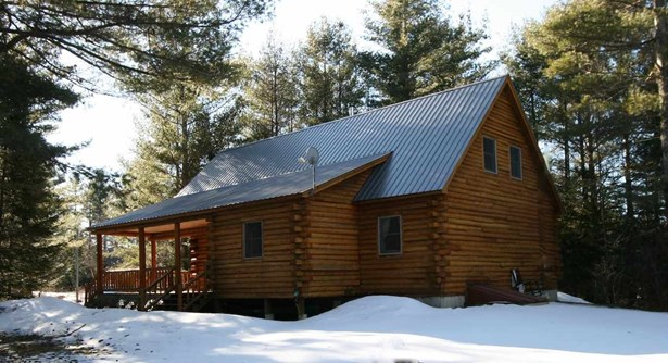Log, Single Family - Carroll, NH (photo 4)