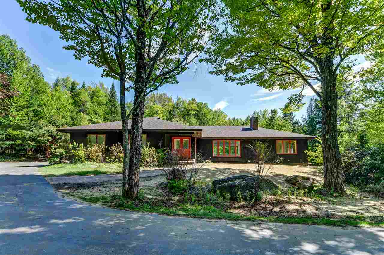 Contemporary,Walkout Lower Level, Single Family - Easton, NH (photo 1)